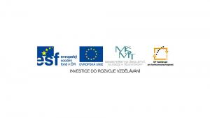 logo projektu evropské unie a mšmt
