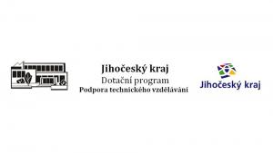 logo dotačního programu jihočeského kraje