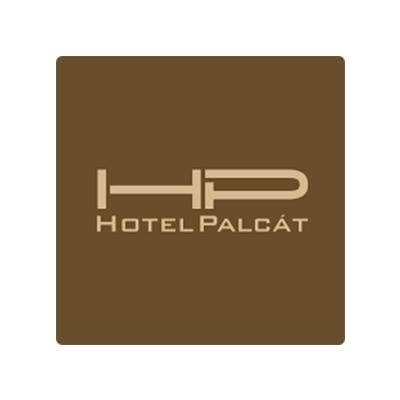 logo hotel palcát